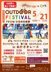 第1回NEOPASA CUP in おかざきレース